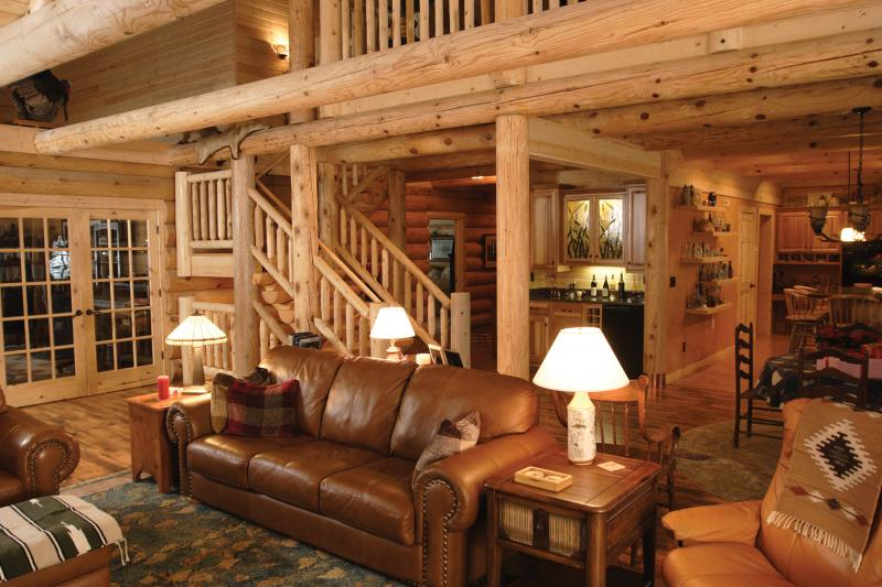moose log homes is a factory direct supplier of logs and log home ...
